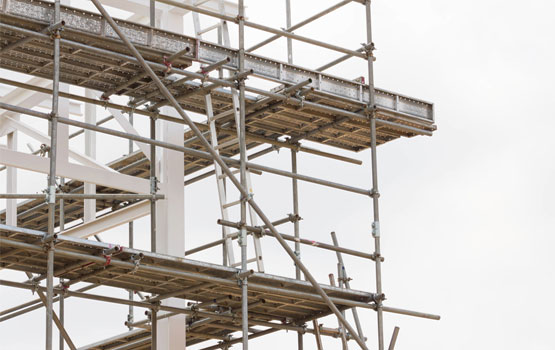 Scaffolding Systems - Stronghold Hire Sydney