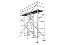 Scaffolding Systems - Aluminium Fixed Scaffold