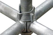 Scaffolding Systems - Galvanised cup-lock system