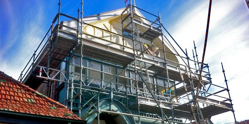 Residential - Annandale - Sydney - Scaffolding
