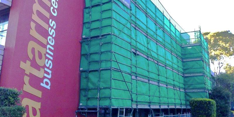 Residental - Artarmon - Sydney - Scaffolding
