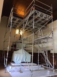 Aluminium Mobile Tower Scaffolding Rental Sydney