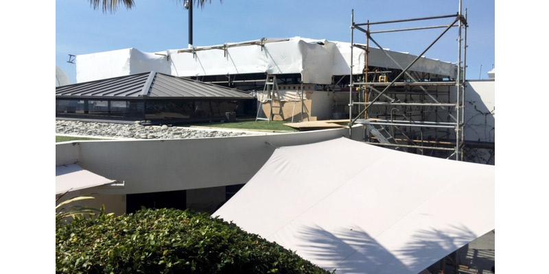 Shrink Wrap Encapsulation Rental - Point Piper - Sydney