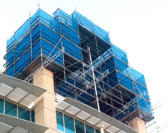 Commercial Scaffolding Hire - Canberra