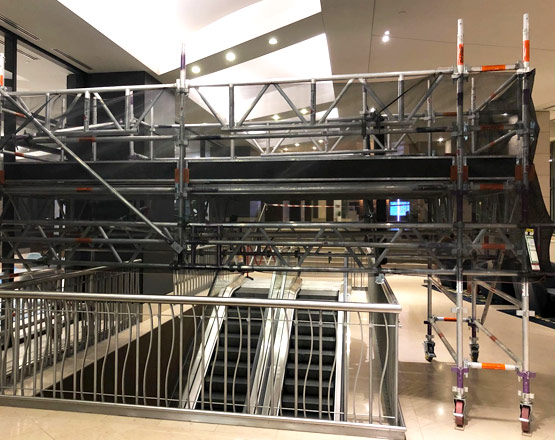 Commercial Scaffolding - Stronghold Sydney