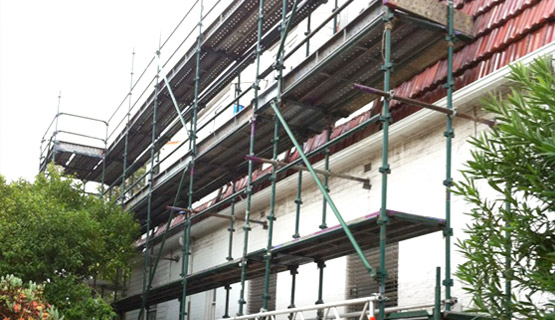 Hire Scaffolding Residential - Rose Bay
