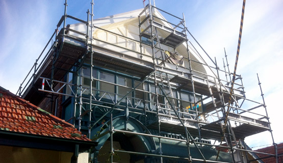 Hire Scaffolding Sydney - Stronghold