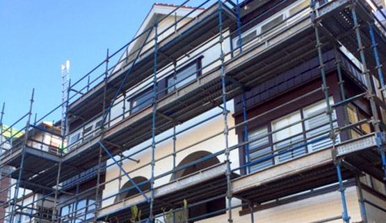 Residential Scaffolding Sydney - Stronghold