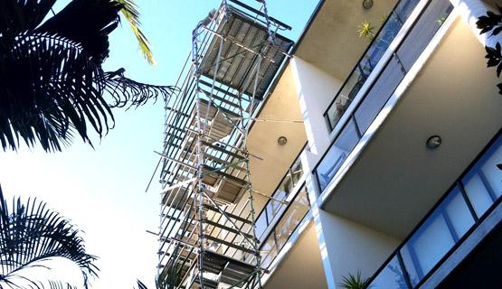 Scaffolding Hire Sydney - Camperdown