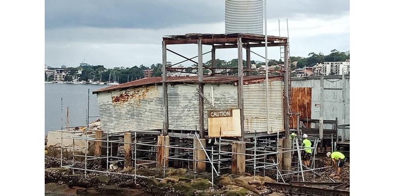 Demolition Scaffolding Hire Sydney
