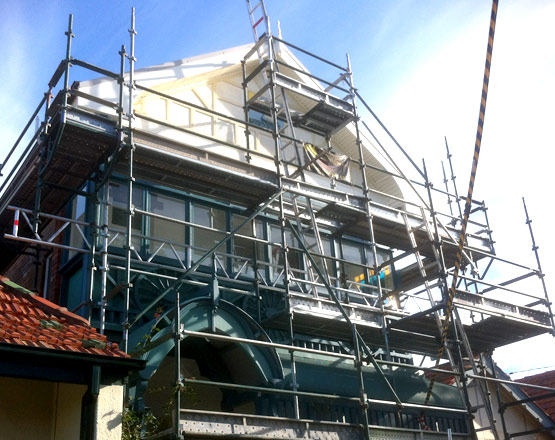 Residential Scaffolding Sydney - Stronghold Hire