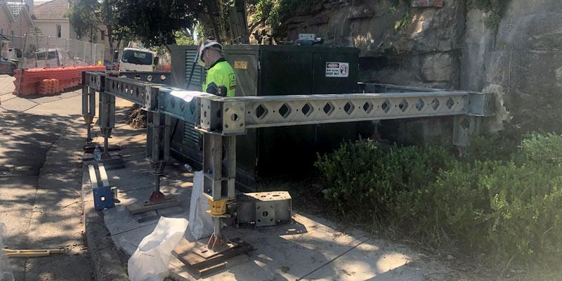 Scaffolding Electric Box - Scaffolding Hire Stronhgold - Sydney