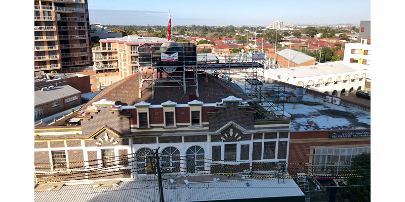 Hire Scaffolding Services Sydney - Projects Stronghold