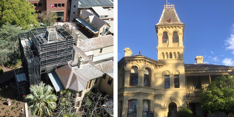 Scaffolding Hire for Colleges Sydney - Stronghold Hire
