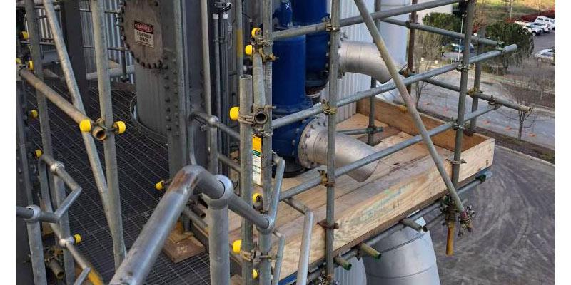 Scaffolding Tube Fitting - Sydney