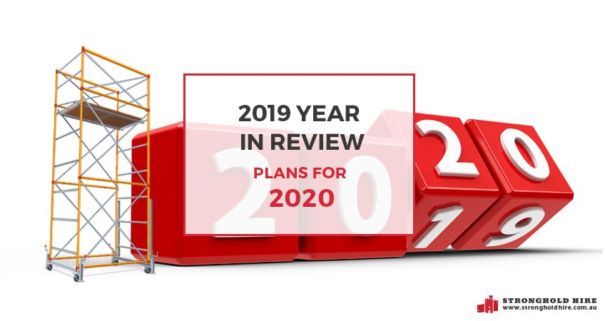 2019 Review - Stronghold Hire Sydney