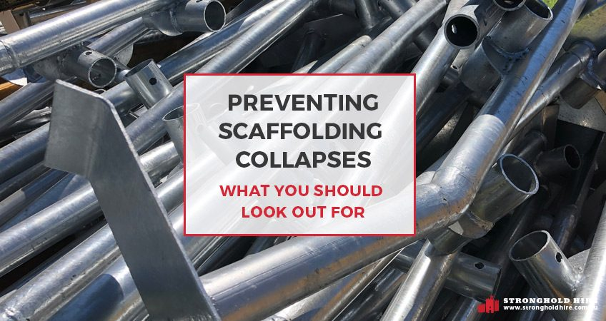 Preventing Scaffolding Collapses - Stronghold Scaffolding Services Sydney