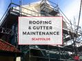 Roofing and Gutter Maintenance Scaffolds - Stronghold Scaffolding Hire Sydney