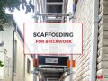 Scaffolding for Brickwork - Hire Scaffolding Sydney