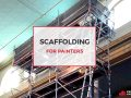 Scaffolding for Painters - Stronghold Sydney